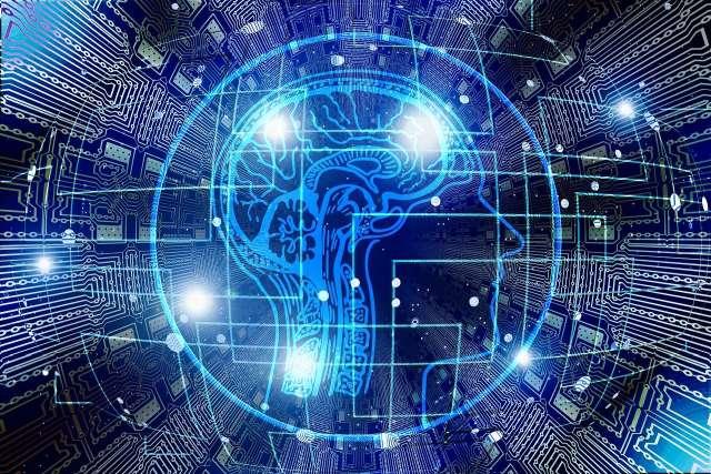 Künstliche Intelligenz - Gehirn